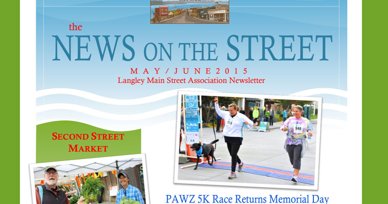 May/June 2015 Newsletter