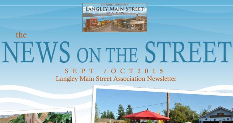 Sept/Oct 2015 Newsletter