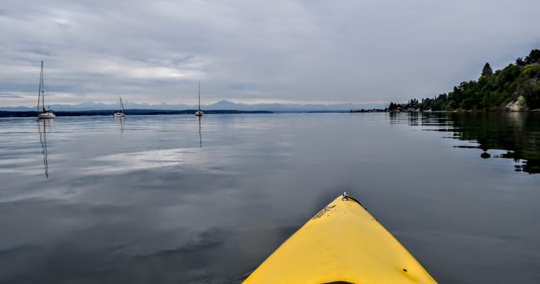 """""""Seas"""" the Day With a Kayak Tour"""
