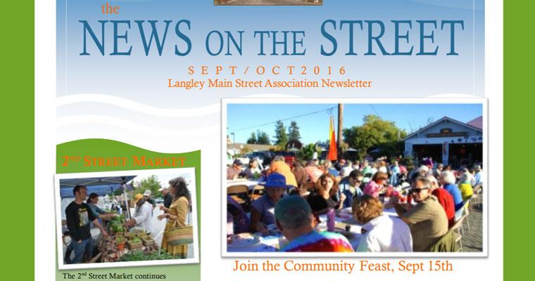 Sept/Oct 2016 Newsletter