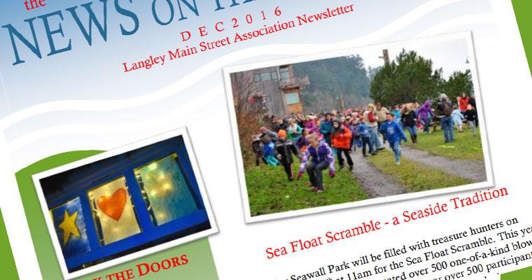 Nov/Dec 2016 Newsletter