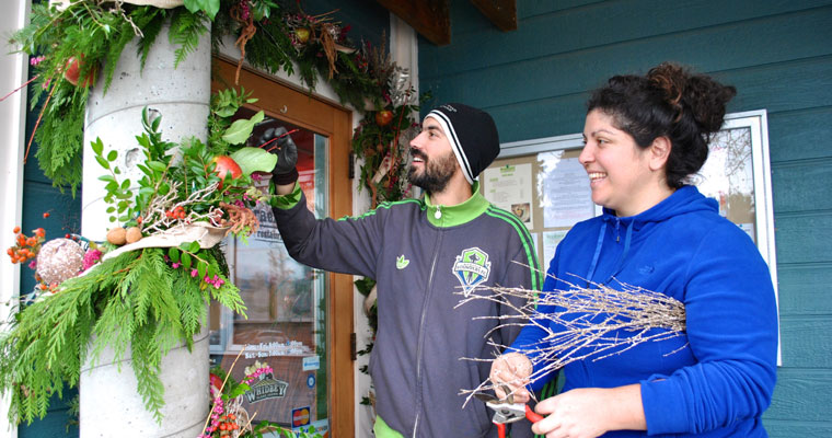 Deck the Doors Holiday Gallery