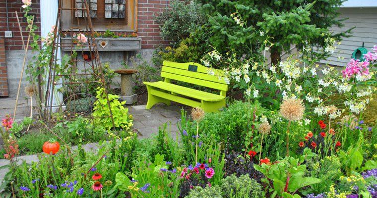 City Hall Edible Garden