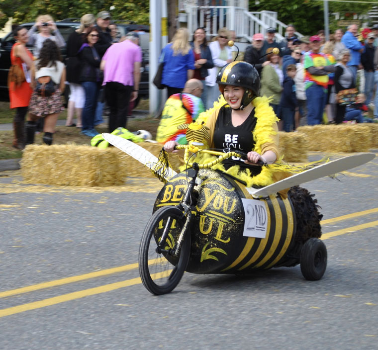 Soup Box Derby (Sponsorship)