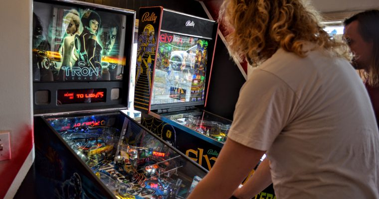 Langley Meets Tech: The Machine Shop
