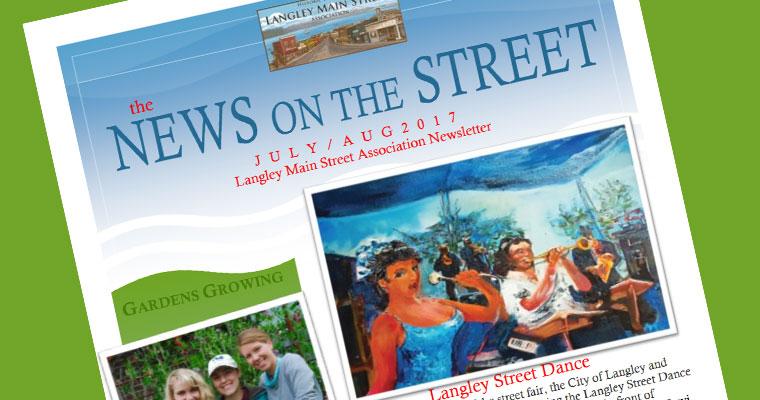 July/Aug 2017 Newsletter