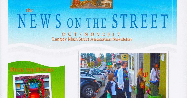 Oct/Nov Newsletter